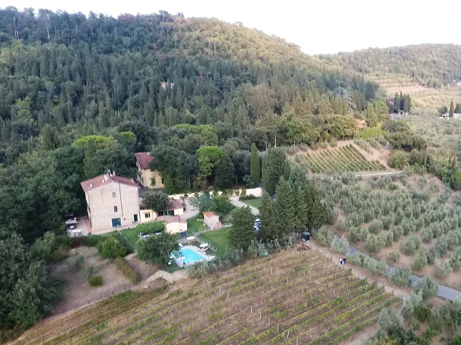 Agriturismo La Tinaia, in der Nähe von Florence