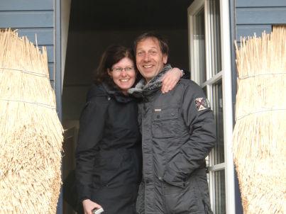 Ihr Gastgeber Jürgen und Alice Kloppenborg