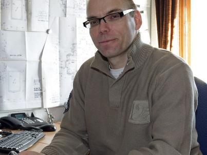 Ihr Gastgeber Heinz-Jörg Stieglitz