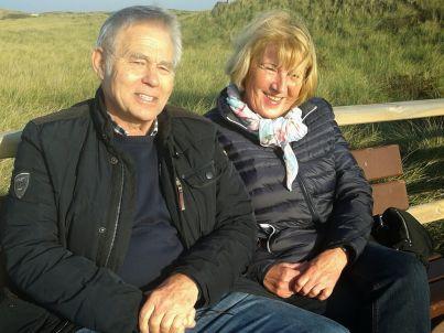 Ihr Gastgeber Hans und Gisela Clauer