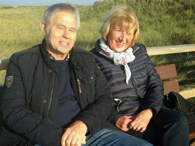 Ihr Gastgeber Hans-Georg und Gisela Clauer