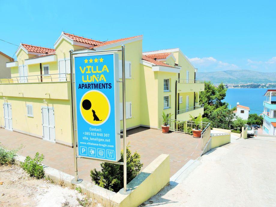 Villa Luna Trogir, Kroatien