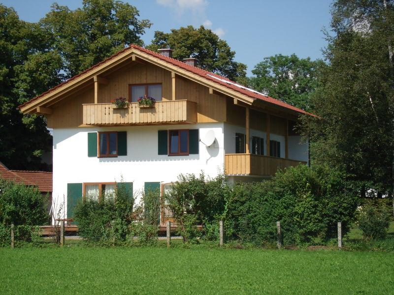 Ferienwohnung Birkeneck mit Schlossblick