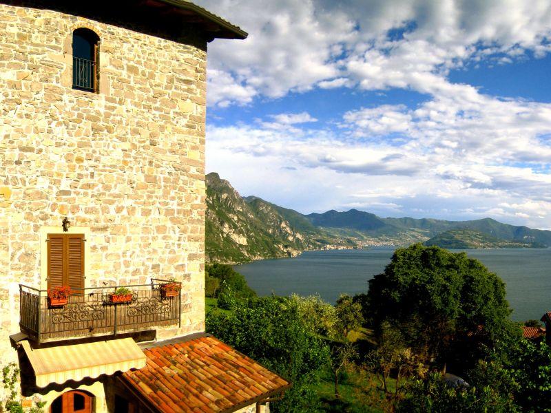 Ferienwohnung Burg Zorzino