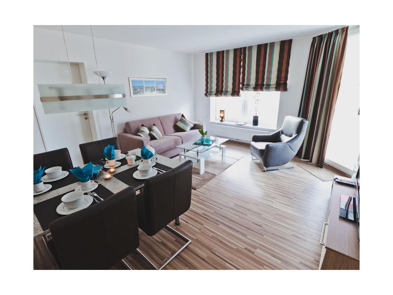 Ferienwohnung Cuxhaven-Duhnen in 1A-Strandlage