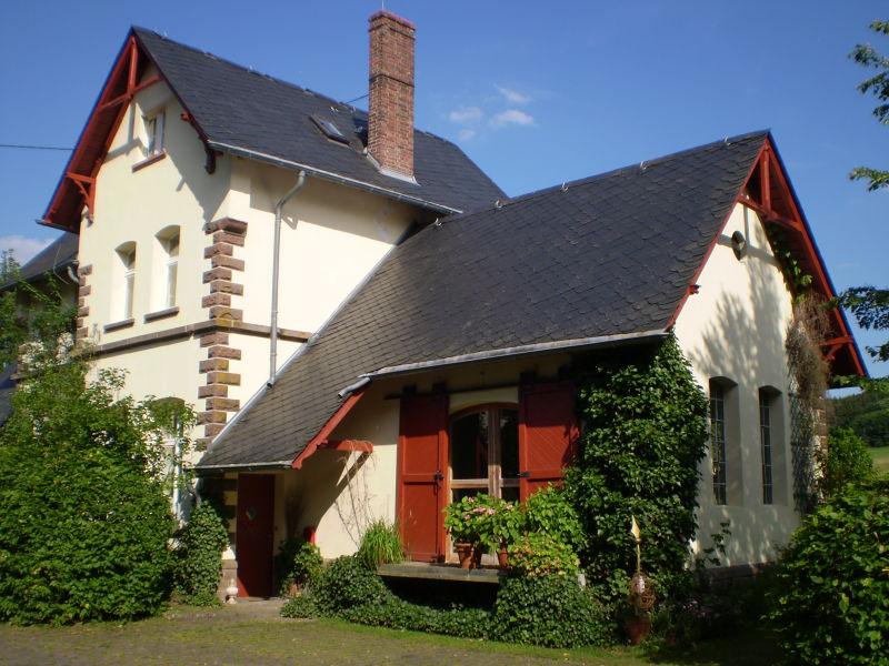 Ferienhaus Bahnhof Utzerath