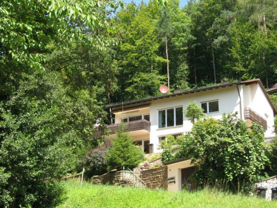 Unser Haus am Waldrand
