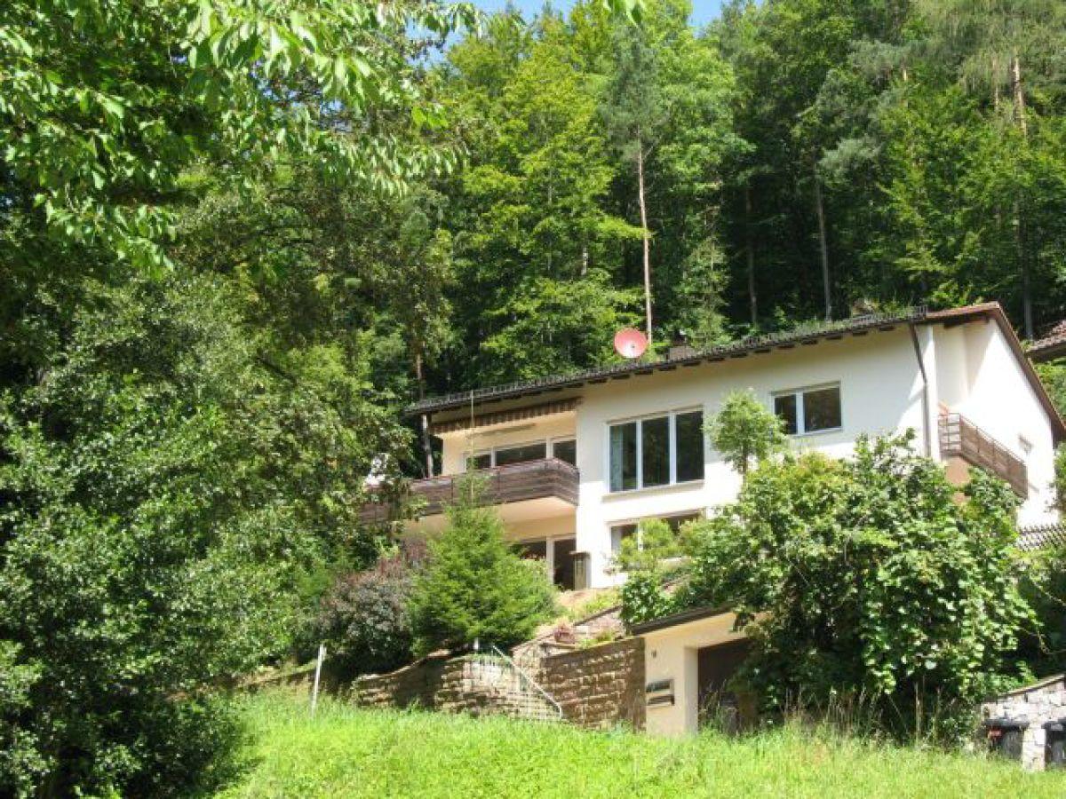 Haus am Waldrand Luxusferienwohnung im Schwarzwald