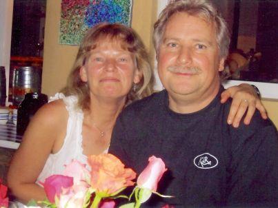 Ihr Gastgeber Irene und Heinz Bruckwilder