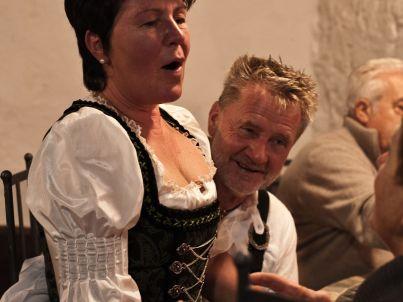 Ihr Gastgeber Ruth und Hans-Jürgen Dittrich