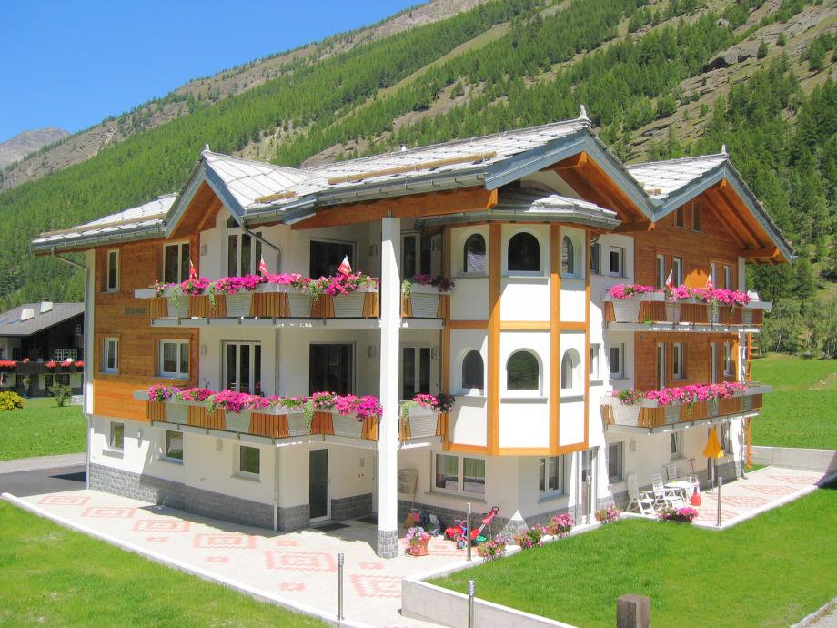 Ferienwohnung im Haus Alpenstern