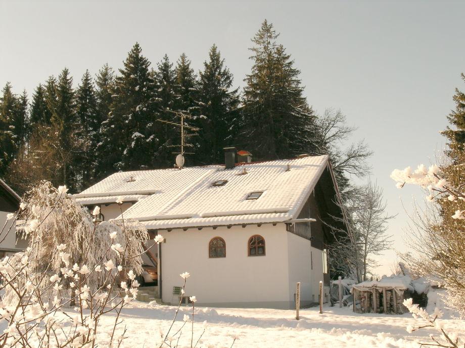 Rückseite Haus
