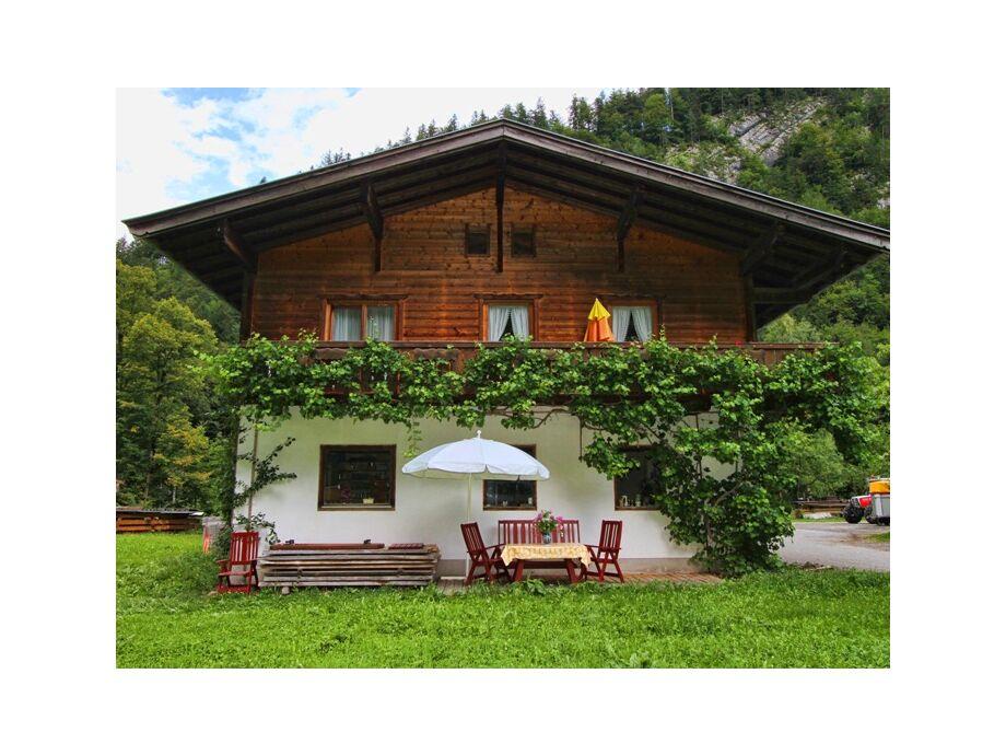 Ferienhaus Thurngut in St. Martin bei Lofer