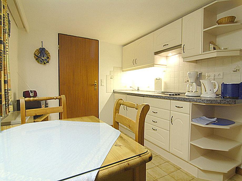 Blick zur Küche