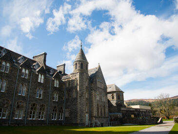 Ferienwohnung Averon in the Fort Augustus Abbey
