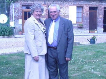 Ihr Gastgeber Michele et Paul Barray