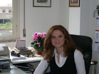 Your host Sarah Mulas