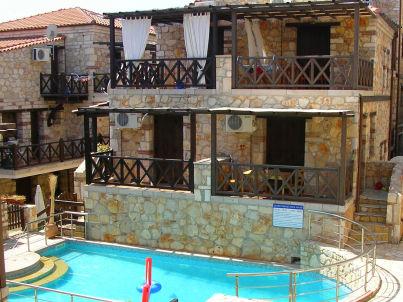 Stone house Nikos