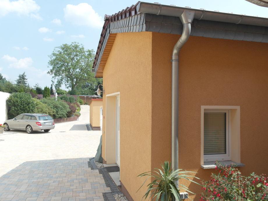 """Haus """"Fürstenhain"""" mit Parkplätzen"""