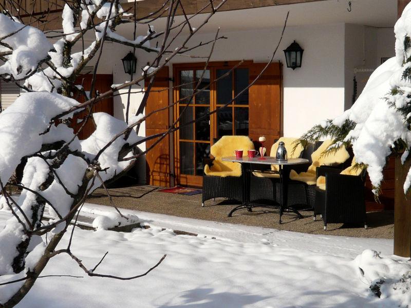 Holiday apartment Alpenherz