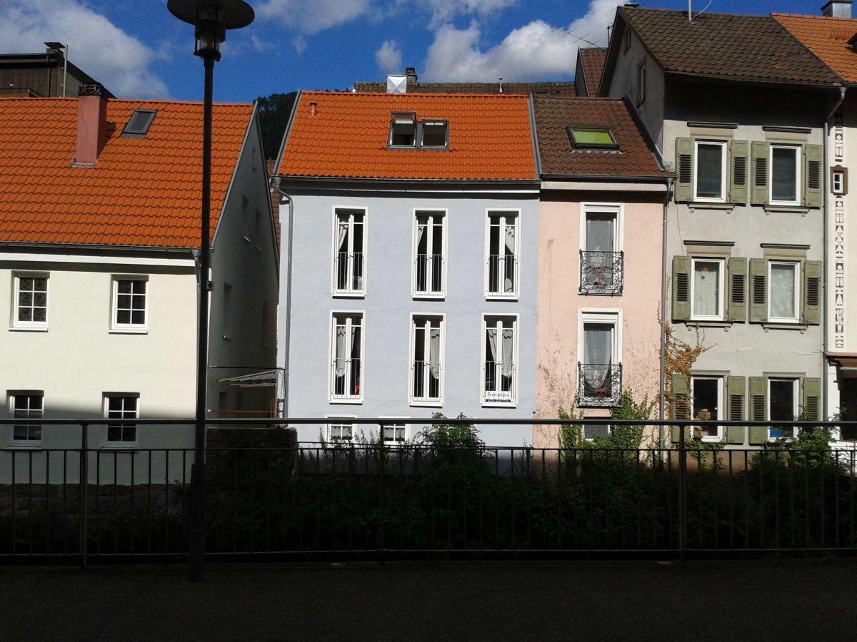 Ferienhaus mit flair nordschwarzwald frau brunhilde for Haus mit flair