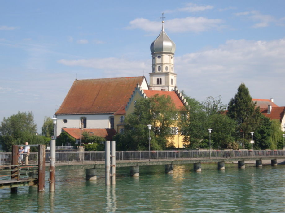 Holiday apartment fischer in wasserburg bodensee firma for Apartment bodensee