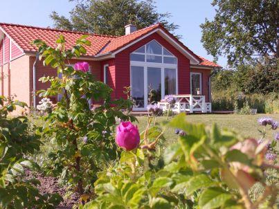 """Haus """"Blütenmeer"""" am Ostseefjord"""