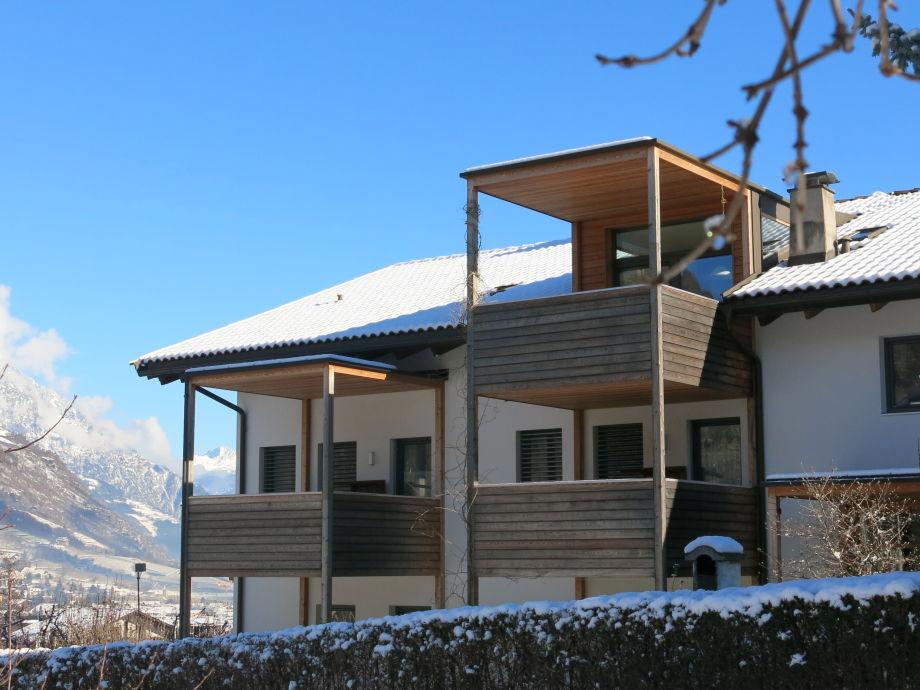 Haus Schwarzlehen - Winter
