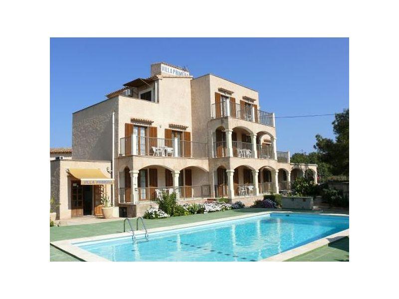 Apartment Villa Primera mit Pool