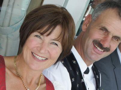Ihr Gastgeber Cindy & Sam Mühlemann
