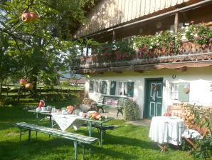 Ferienhaus Das besondere Bauernhaus