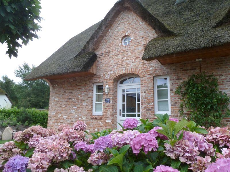 Ferienhaus Reethus achtern olen Diek