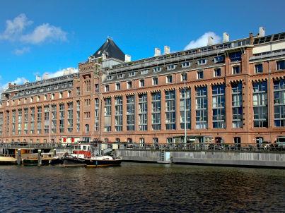 Silodam Apartment Amsterdam