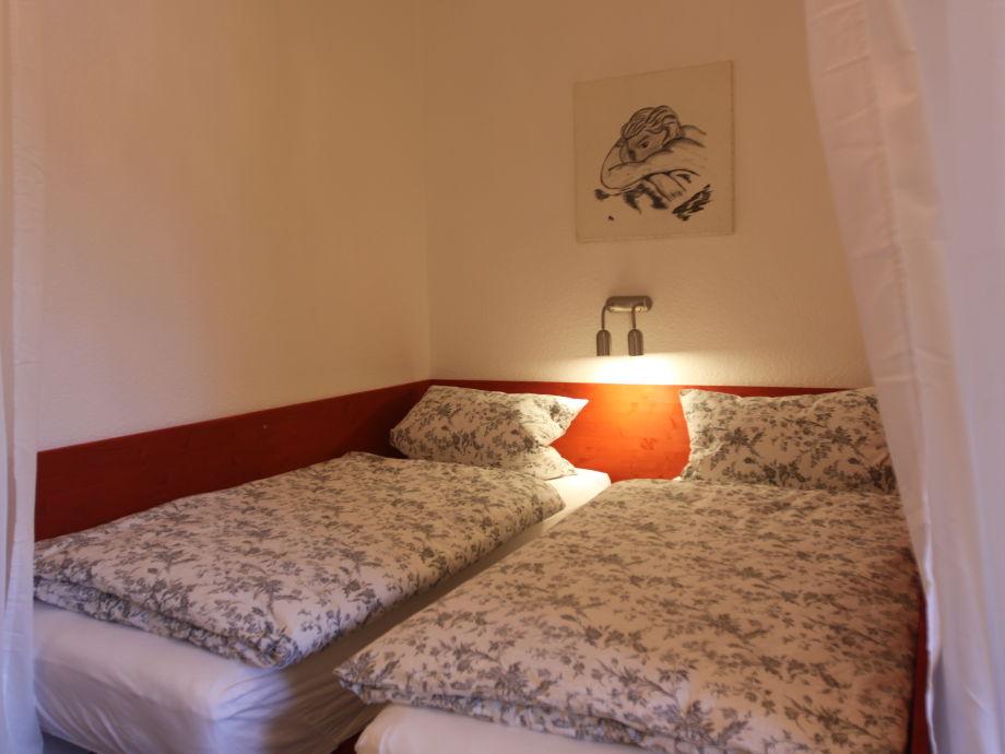 Zimmer 1: geborgen Schlafen :-)