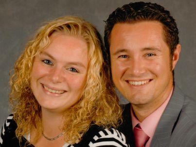 Ihr Gastgeber Marcel und Claudia Eller