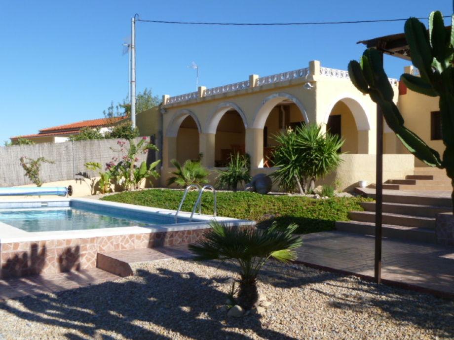 Außenaufnahme Casa los Martos