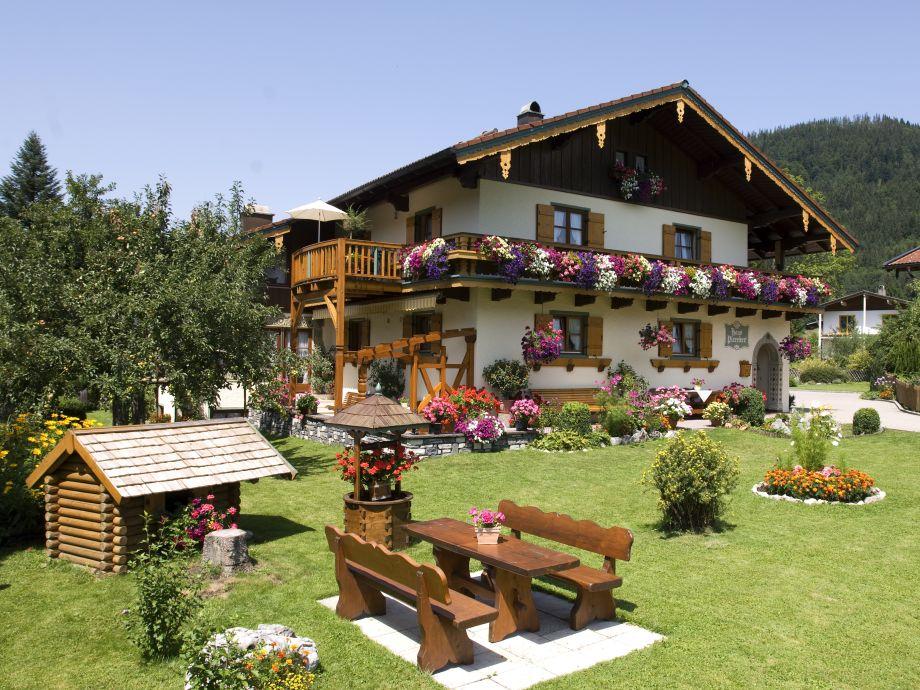 Ferienwohnung Gästehaus am Großwaldbach