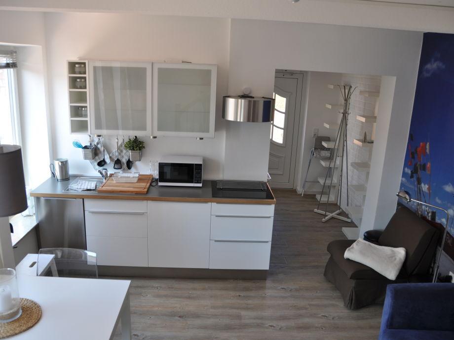 Ausstattung Haus Gertrude Wohnung I Wattenmeer
