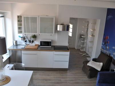 Haus Gertrude Wohnung I Wattenmeer