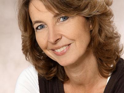 Your host Sabine Kuschel