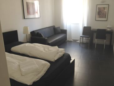Holiday apartment at the Spanish steps
