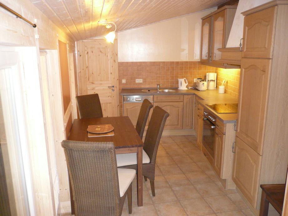 ferienwohnung 'toskana' mit balkon und 2 schlafzimmer ... - Toskana Küche