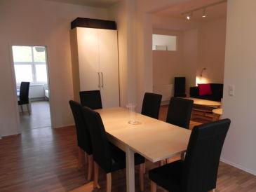 """Apartment """"Elbschoner"""", 4,5 Zimmer inkl. W-LAN"""