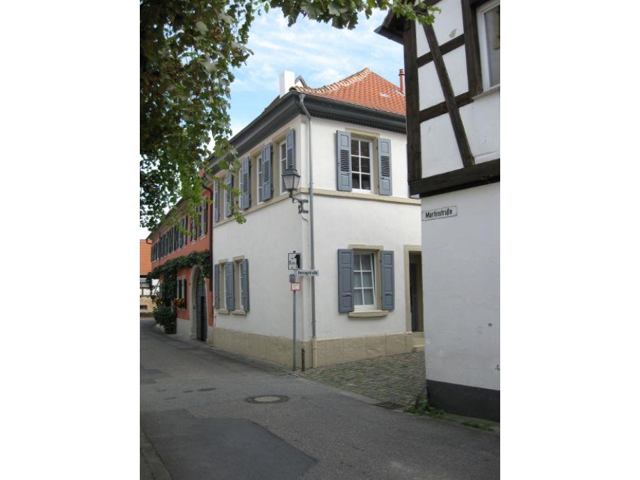 4-Sterne-Altstadthaus Herzogstraße 1a