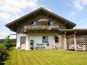 Ferienhaus Holzapfel Häusl in Geiersthal bei Bodenmais