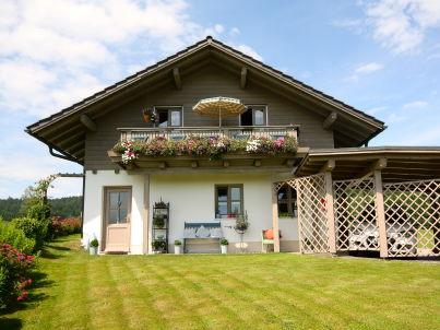 Holzapfel Häusl in Geiersthal bei Bodenmais
