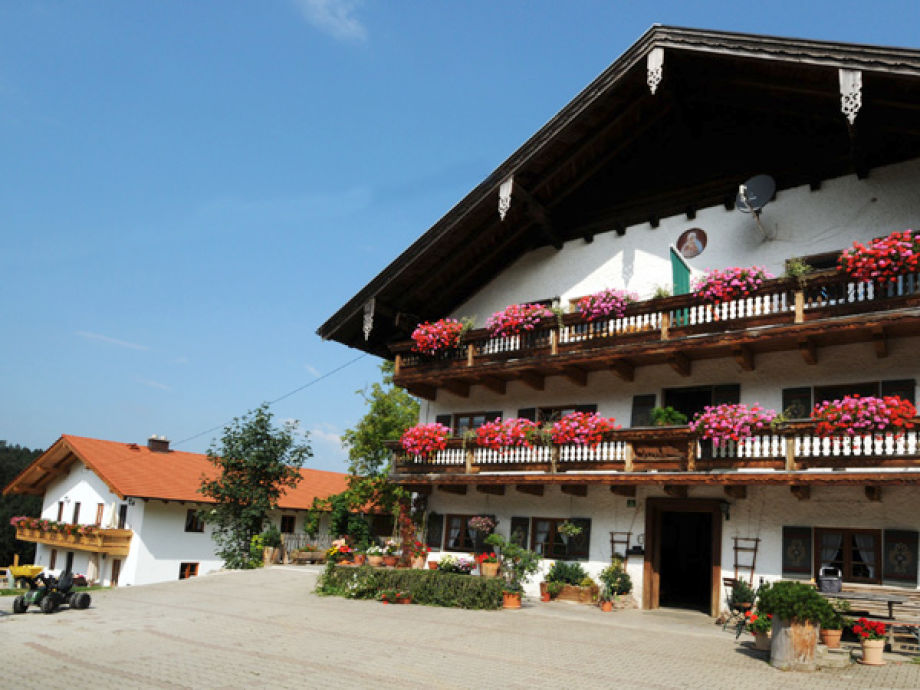 Der Stöttnerhof in Bernau am Chiemsee