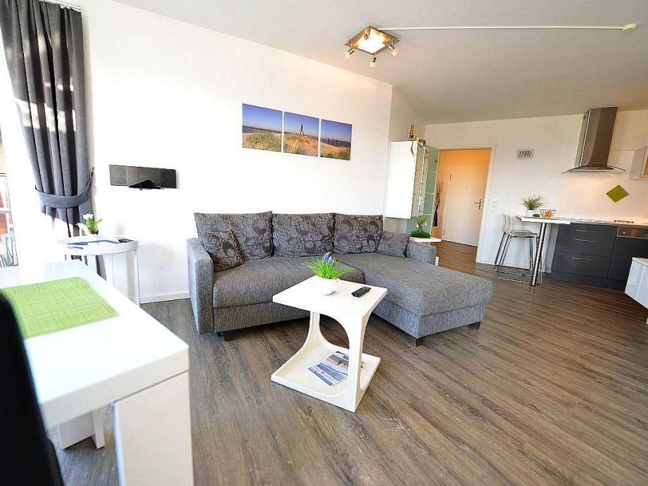 Wohnzimmer W-lan kostenlos 4 Etage Seesicht
