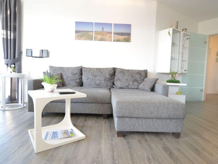 Wohnzimmer mit Seesicht 1 x TV W-lan inkl.