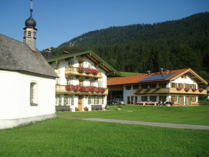 Ferienwohnung Hinterdannerhof Schönbergblick